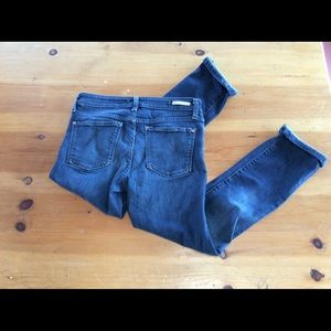 Pilcro and the letterpress Jeans. Size 27